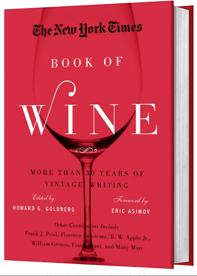 New York Times Book of Wine