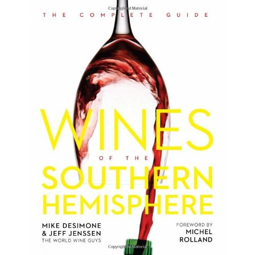 Wines of the Southern Hemisphere book cover