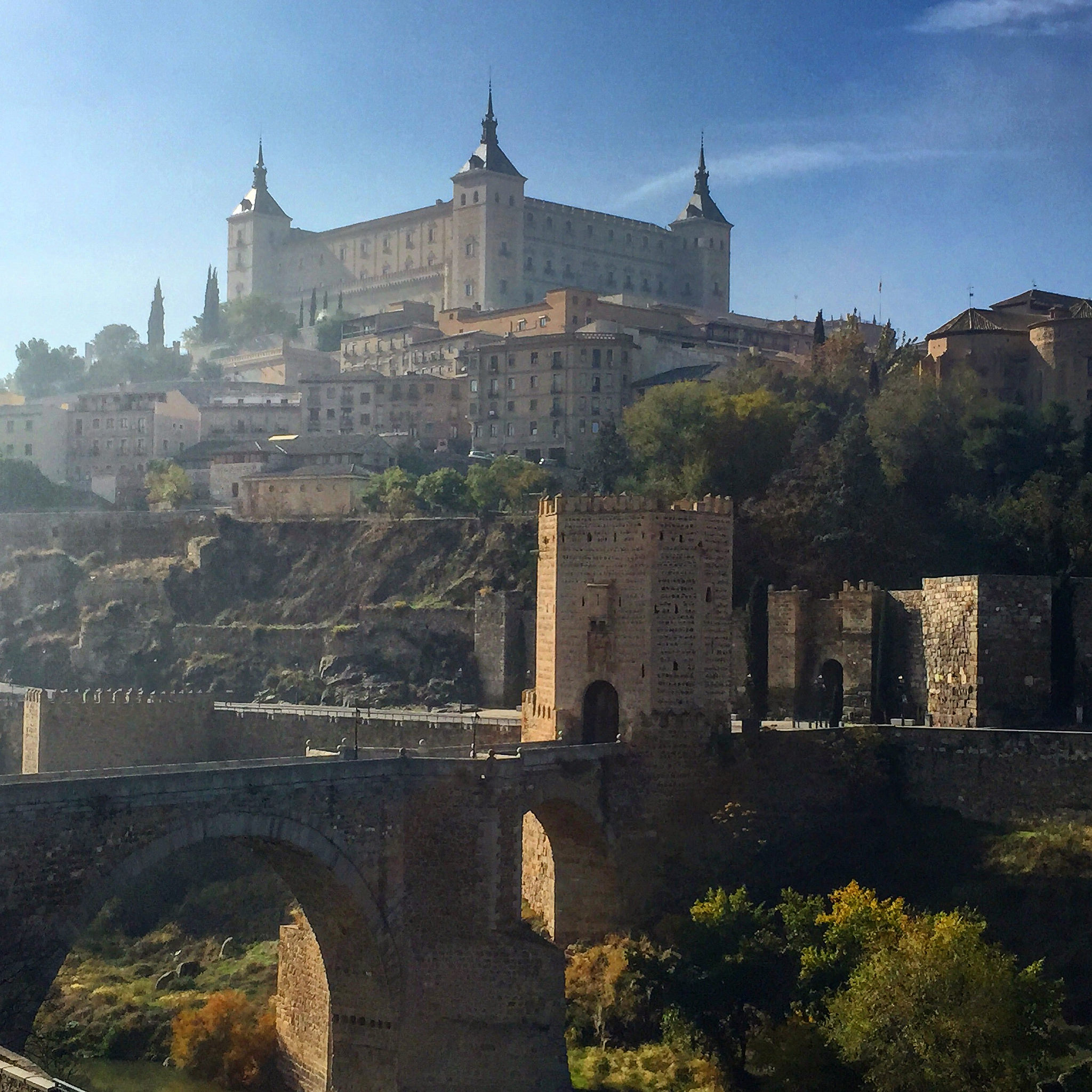 The Alcazar, Toledo, Spain