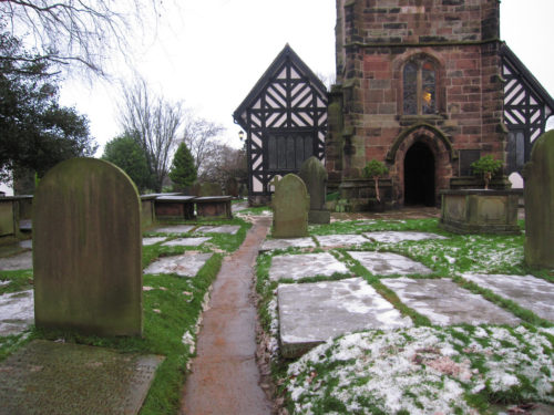Lower Peover Parish Church, Cheshire